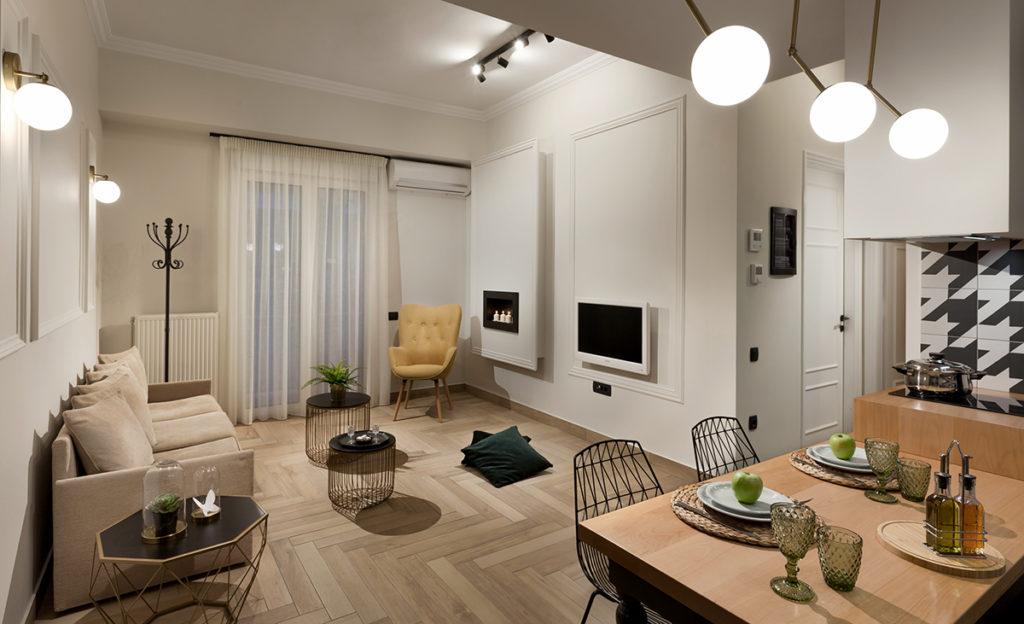 Apartment in Dafni