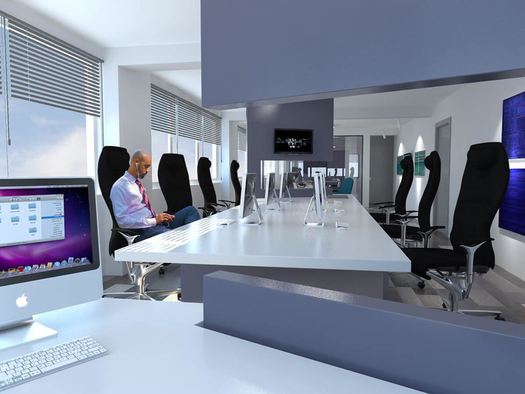 Offices in Glyfada